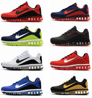 Wholesale Mens Shoes Names - 2017.5 name brand sneakers maxes kpu running shoes for men training runners outdoor shoe mens hiking sneakers free shipping