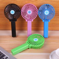Wholesale New Summer Student Dormitory Handheld Mini Fan Portable Rechargeable Small Fan Ultra Silent Good quality good price