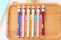 Wholesale Sunny Doll Gel pen for writing kawaii stationery Office School kids Promotional Gel Pen