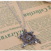 Wholesale Popular Fashion Style Game of Thrones Song of Fire And Ice Inspired Crest Pendant Necklaces High Quality Gift Necklaces For Women