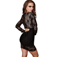 Wholesale Pink Bodystocking Plus - Sexy Lingerie Hot Bodysuit Sexy Costumes Intimates Women Lace Backless Bodystocking Sex Products Dress Erotic Lingerie Chemises
