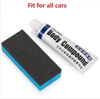 Wholesale Auto Body Repairing - Car Body Compound Scratch Paint Care Auto Polishing & Grinding Compound Peugeot407 206 207 307 308 200830085083014008