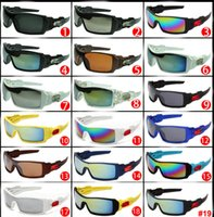 Wholesale Popular Colors - 19 Colors 2017 Popular Sun glasses Eyewear Big Frame Sunglasses Brand Designer Sunglasses for Men and Women Cheap Sunglasses