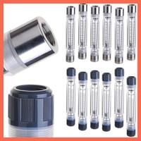 "Wholesale Measurement Analysis Instruments - Wholesale- LZM-15G series tube type flow meter (1 2"") universally Liquid water Tools Measurement Analysis Instruments FlowMeters LZM15G"