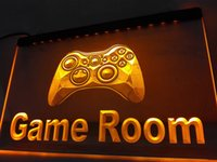 Wholesale Games Places - LK984y- Game Room Console LED Neon Light sign