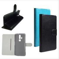 Wholesale Elite Cases - Original PU Leather Flip Cover Case For ZTE Axon Elite (5.5 inch) Cell Phones Holster +Touch Pen