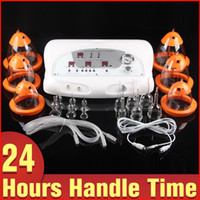 Newest Breast Enhancement Vacuum Therapy Massage Fat Reduction Photon Vibration Facial Care Body Slimming Beauty Equipment