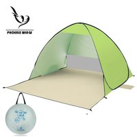 Wholesale- Free shipping Anti-UV Fully Sun Shade Beach Tent Ultralight Folding Tent Pop Up Automatic Open Tent Family Tourist Fish C&ing  sc 1 st  DHgate.com & Fold Up Tent Canada | Best Selling Fold Up Tent from Top Sellers ...