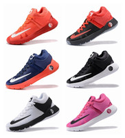 Wholesale Durant V - 2017 New Arrival Kevin TREY 5 Men's Basketball Shoes for Top quality KD Durant V Sports Training Sneakers Size 7-12
