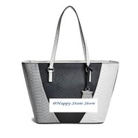 black women singers - the latest hot sale women singer shoulder bag serpentine fashion tote Commuter shopping bag