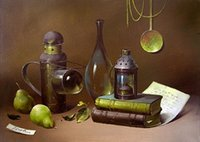 Wholesale Italy Canvas - Framed ITALY PAINTING STYLE ANTIQUE OLD STILL LIFE,Hand-painted oil painting On Canvas,Multi sizes Free Shipping YDL020