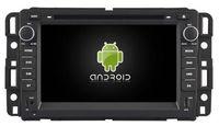 Wholesale Car Dvd Player Gmc - Navirider 2gb RAM quad core 7 inch android 6.0 Car DVD player for GMC new audio radio stereo GPS navigation headunit 4g lite tape recorder