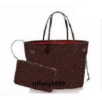 Wholesale Handbags Name Brands - Free Shipping Brand Name Fashion PU leather handbags women famous brands designers tote shoulder bags