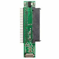 адаптер ibm lenovo оптовых-универсальный 2.5 SATA 22pin SATA для IDE 44pin ноутбук обновления выделенный последовательный параллельный адаптер для Lenovo для IBM ноутбук/ПК