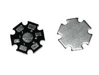 componentes led venda por atacado-Transporte Atacado-FREE !!! 10 pcs LEVOU placa de alumínio / 1 w 3 w 5 w de Alta Potência LEVOU contas de luz placa de radiador Universal / Componente Eletrônico