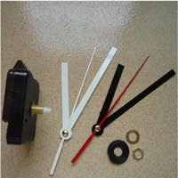 Wholesale Wall Clock Kits Wholesale - New Hot Watch Accessories Wall Clock Core Simple DIY Quartz Mechanism Make Repair Replace Parts Kit