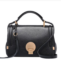 Wholesale Long Shoulder Strap Handbags - Genuine Leather Handbags Women Tote Bags with Long Shoulder Strap Spring Collection Designer Bags for Lady CH800100