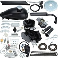 Wholesale Bike Kit Stroke - Ship From USA ! 2 stroke 80cc Motor blike bicycle engine kits  gas bike kit C80 with suitable price