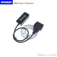 WiFi OBD Auto checker Auto-diagnosewerkzeug für Apple iPad iPhone iPod Touch ELM327 Wifi diagnoseschnittstelle OBD2 scanner OBDII