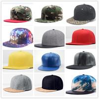 Wholesale Snapback Min Order - customized any style snapback sport caps adjustable baseball basketball hats free shipping min order 100pcs