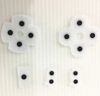 Replacement Repair part D Pads Rubber Conductive Button Silicon Pads para PS4 Controller JDS-030