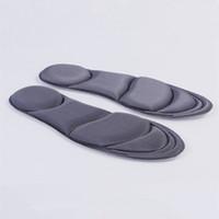 ingrosso solette per massaggiare i piedi-Soletta a rimbalzo lento 4D traspirante deodorante per il piede, deodorante morbido, ammortizzante, lento, rimbalzo, massaggio plantare
