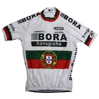 056cc62cf 2018 Bora Portuguese Champion jersey breathable cycling jerseys Short  sleeve summer quick dry cloth MTB Ropa Ciclismo