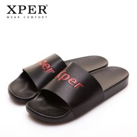 XPER Marcas Men Slippers Sapatos Primavera Verão Homens Sapatos Moda Comfortable Respirável Walking Shoes Scuffs # YMD86096