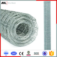 Wholesale x4 Welded Wire Mesh High Quality Galvanized Welded Mesh Panel Serves as Guards in Buildings and Factories