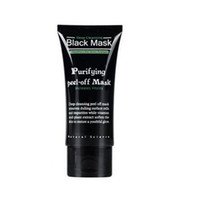 Wholesale acne peel - 2017 SHILLS Purifying Peel-off Mask Shills Deep Cleansing Black Shills Face Mask Pore Cleaner 50ml Blackhead Facials Mask