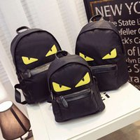 Wholesale Trendy New Backpack - Black Backpacks New Arrival Woman Backpack Fashion 2017 Designers PU Backpack Female Trendy Designer School Bags Teenagers Girl