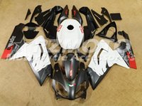 Wholesale Aprilia Rs125 Fairing Set - New Injection Mold ABS fairing kits for aprilia RS125 2006-2011 Fairings RS 125 06 07 08 09 10 11 RS4 bodywork set+Tank cover top quality