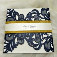 confronta prezzi dei disegno blu delle carte di nozze | acquista ... - Pranzo Nuziale Prezzi