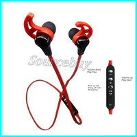 New Horns Hanging Design Confortável fones de ouvido Bluetooth D21 Neckband Real Stereo Chip Headset Sport Running In Ear Wireless Headphone Cheap