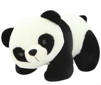 ingrosso grande panda giocattolo-Nuovo stile 30 centimetri Carino Arrampicata Orso Giocattoli Bambola Big Panda Giocattoli peluche Invia amico Bambini cartoon animali Toy Gift