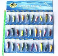 Wholesale crankbaits lure online - Precious Fishing Lures Kinds Of Fishing Lures Crankbaits Minnow Popper Baits Tackle Kit Hlk High Quality Fish Product