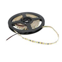 Wholesale Wired Blue Led 5mm - DC12V LED Strip 2835 SMD Flexible Light 5mm Narrow Width 120led m White Warm white Blue Green Red IP20 No Waterproof