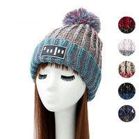 Wholesale Earflap Beanie Women - cape hatchimals bonnets hats winter hats fitted hat knitted hat earflap carb cap beanies skull caps for women fashion