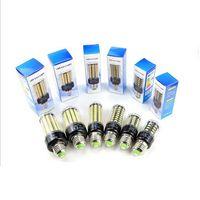 Wholesale Corn Led E27 8w - 5736 SMD More Bright 5730 5733 LED Corn lamp Bulb light 3.5W 5W 7W 8W 12W 15W E27 E14 85V-265V No Flicker Constant Current
