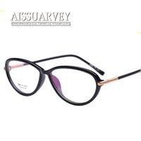 Wholesale Korean Spectacle Frames - Wholesale- Vintage spectacle frames korean glasses frames fashion brand designer eyeglasses frame oculos de sol marcos de lentes opticos