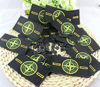 Wholesale Rubber Patches - 01 ITAIRES SANS FRONTIERES 3D PVC Patch Armband Banner Skull Island Map Rubber Tactical Bear Gear Cycling Patch