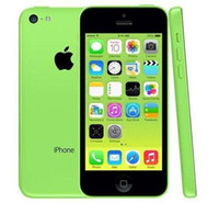 100% Original Apple iPhone 5C Dual Core IOS8 8GB / 16GB / 32GB 4.0 pulgadas IPS reacondicionados Teléfonos desbloqueados