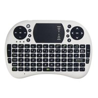 Mini teclado inalámbrico Bluetooth i8 Game Fly Air Mouse Multi Media Control remoto Touchpad PC portátil Android con Retailpackage