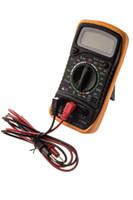 voltmeter-multimeter großhandel-Digital LCD Voltmeter Multimeter Amperemeter Volt OHM AC DC Spannungsprüfer SG145-SZ