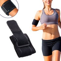 Wholesale Neoprene Wrap Fitness - Wholesale- Adjustable Tennis Fitness Elbow Support Strap Neoprene Sport Golf Pain Forearm Support Strap Band knee Wraps Pad