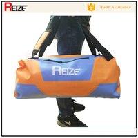 Wholesale Tarpaulin Bags - 2017 new REIZE 35 Liter Fashion Multifunctional PVC Tarpaulin Waterproof Travel Duffel Bag Backpack for Outdoor Sports