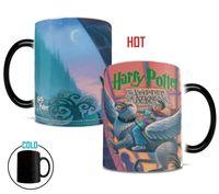 Wholesale Children Friendly Movies - Personality Movie Harry Potter Ceramic Mug Anime Tea Coffee Mug Funny Porcelain Zakka Tumbler For Children Friend Gift