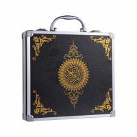 Wholesale holy quran free - Wholesale-pen Quran player Holy Quran reader for muslim metal box 8gb one year warranty Quran talkin free shipping
