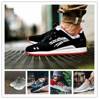 Wholesale Mint Gifts - 2017 hot sale casual shoes men and women SHOES GEL V 5 2 3 4 Men Lover gift Black Green Tan lyte iii 3 Retro 11 2017 2018 High-quality