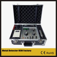 Wholesale Detector For Diamond - Long Range Underground Gold Detector Metal Detector EPX7500 Gold Digger Treasure Hunter Diamond Detector for Gold,Silver and Diamond EPX7500